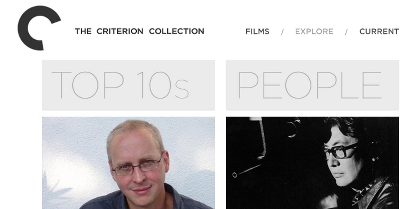 Criterion Collection Explore